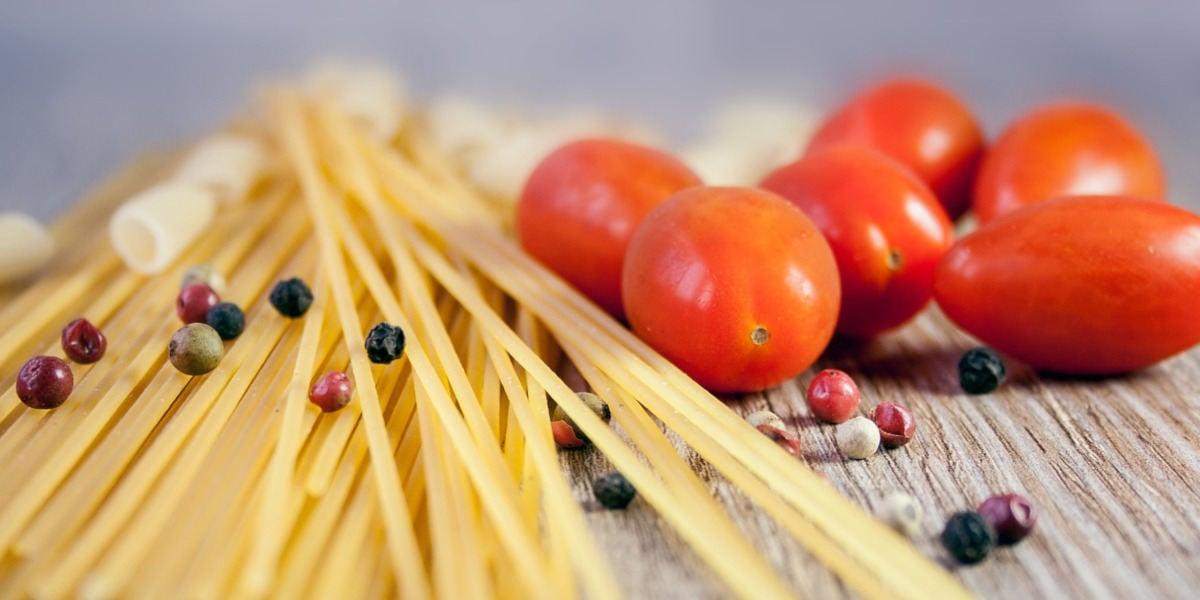 spaghetti z dodatkiem kwasu foliowego dostępne w wielu krajach