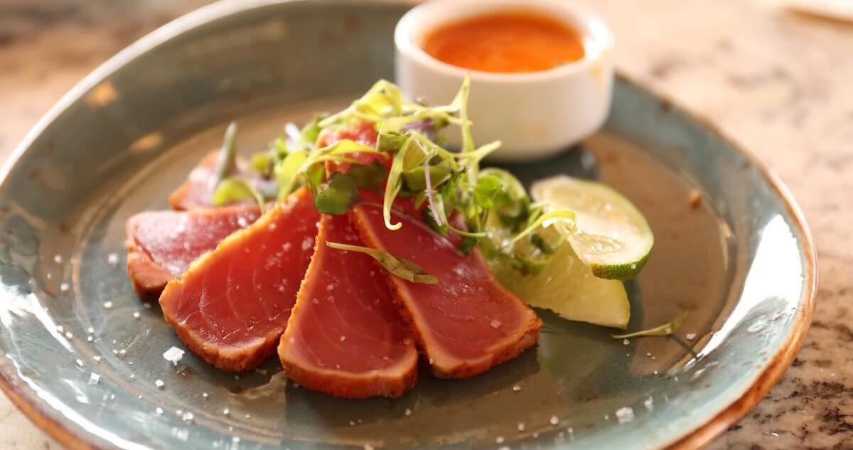tuńczyk jest innym dobrym źródłem kwasów tłuszczowych omega-3